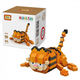 LOZ   Garfield - 680 Pieces