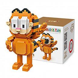 LOZ   Garfield - 630 Pieces