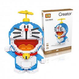 LOZ   Doraemon - 1570 Pieces