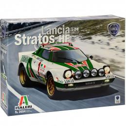 Italeri   1/24  Lancia...