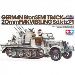 Tamiya   1/35  German 8ton...