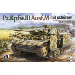 Takom  1/35  Pz.Kpfw.III...