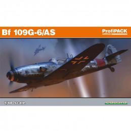 Eduard  1/48   Bf 109G-6/AS...