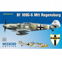 Eduard  1/48  Bf. 109G-6...