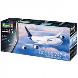 Revell  1/144  BOEING 747-8...