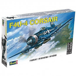 Revell  1/48  F4U-4  CORSAIR