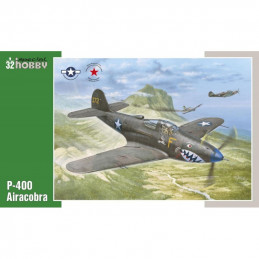 Special Hobby  1/32  P-400...