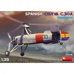 MiniArt  1/35   Spanish...