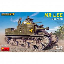 """MiniArt   1/35  M3 LEE Mid. Prod.  """"Interior Kit"""""""