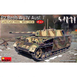 MiniArt  1/35  Pz. Beob....