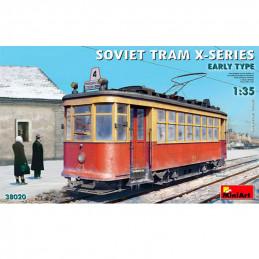MiniArt  1/35   Soviet Tram...