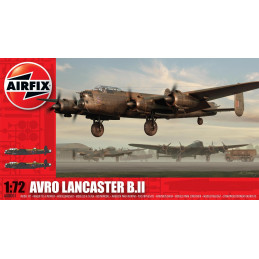 Airfix  1/72  Avro Lancaster B.II