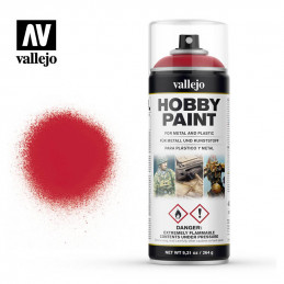 Vallejo  Spary Color  Rojo...