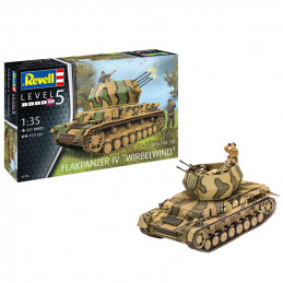 Revell  1/35  Flakpanzer IV...