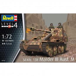 Revell  1/72  Sd.Kfz. 138...