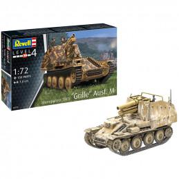 Revell  1/72  Sturmpanzer...