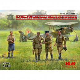 ICM  1/48   U-2/Po-2VS with...