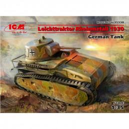 ICM  1/35  German Tank...