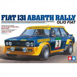 Tamiya   1/20  FIAT 131...