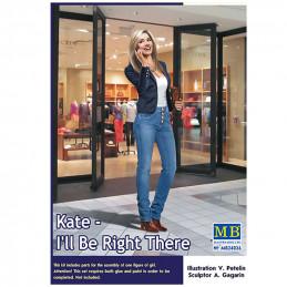 Master Box  1/24   Kate -...