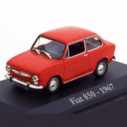 Die Cast  1/43  FIAT 850 -...