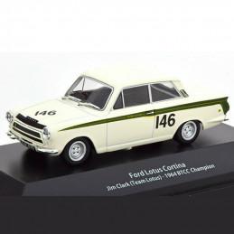 Die Cast  1/43  Ford Lotus...