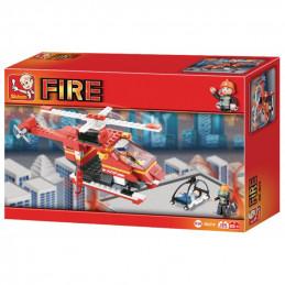Sluban  Fire  Fire Helicopter