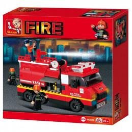 Sluban  Fire  Fire truck