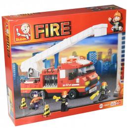 Sluban  Fire  Fire Truck...