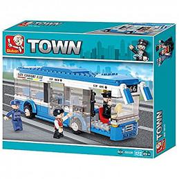 Sluban  Town  Bus