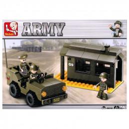 Sluban  Army  Puesto de...