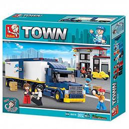 Sluban  Town  Large...