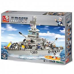 Sluban  Army  War cruiser