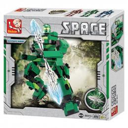 Sluban  Space  Green...