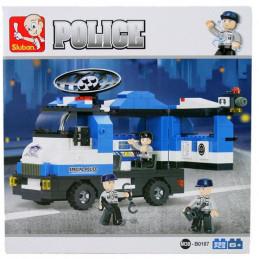 Sluban  Police  Vehículo de...