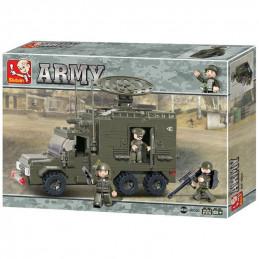 Sluban  Army  Vehicle with...