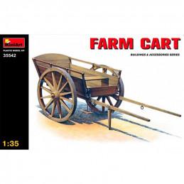 MiniArt   1/35  Farm Cart