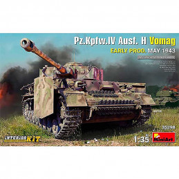 MiniArt  1/35  Pz.Kpfw.IV...