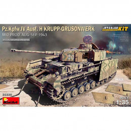 MiniArt  1/35  Pz.Kpfw. IV...
