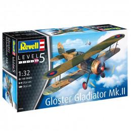 Revell  1/32  Gloster...