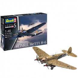 Revell  1/48  Heinkel He111...
