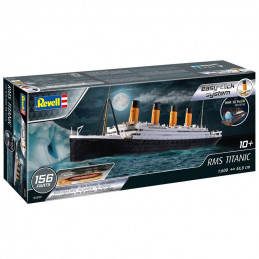 Revell  1/600  RMS TITANIC...