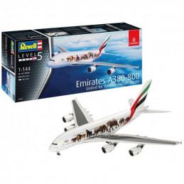 Revell  1/144  Emirates...