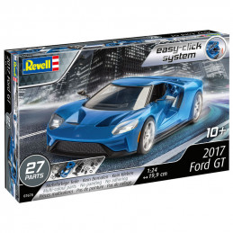 Revell  1/24   2017 Ford GT...