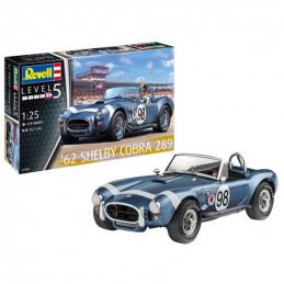 Revell  1/25  '62 Shelby...