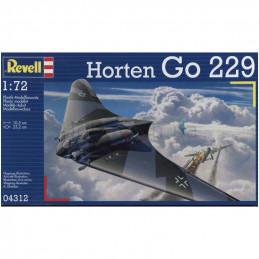 Revell  1/72  Horten Go 229