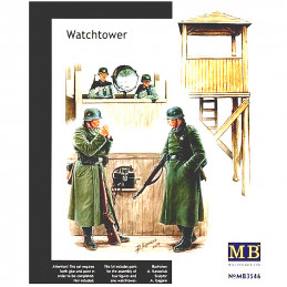 Master Box  1/35  Watchtower
