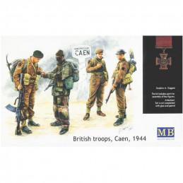 Master Box  1/35  British...
