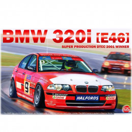 Hobby NuNu Model Kit BMW...