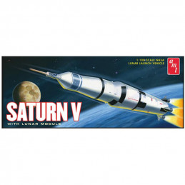 AMT  1/200 SATURN V with...
